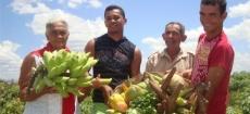 Una agricultura familiar